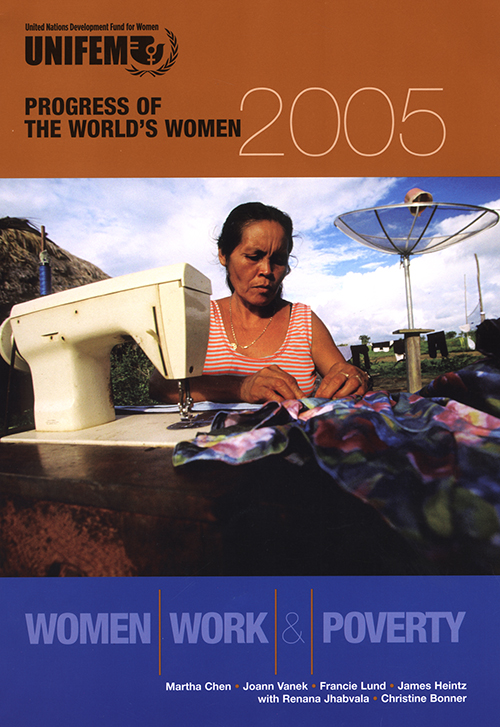 PROGRESS WORLDS WOMEN 2005