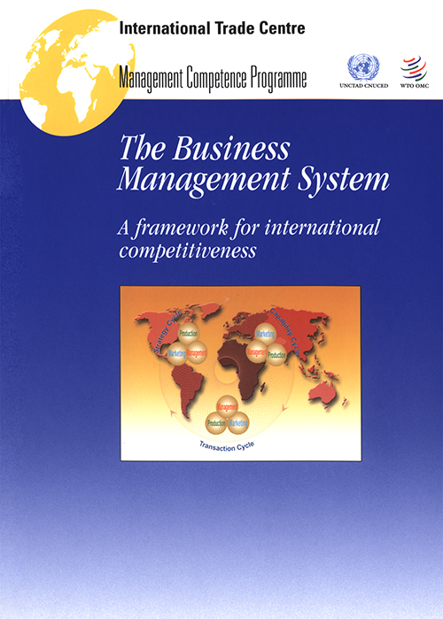 THE BUSINESS MANAGEMENT SYSTEM