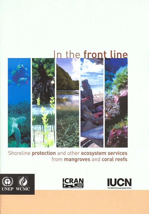 IN THE FRONT LINE SHORELINE PROTE