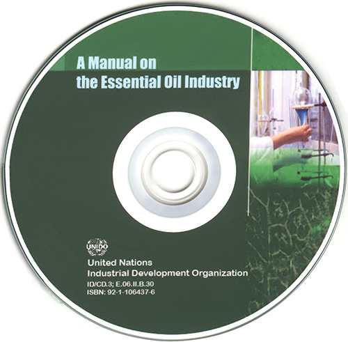 MANUAL THE ESSENTIAL OIL (CD)