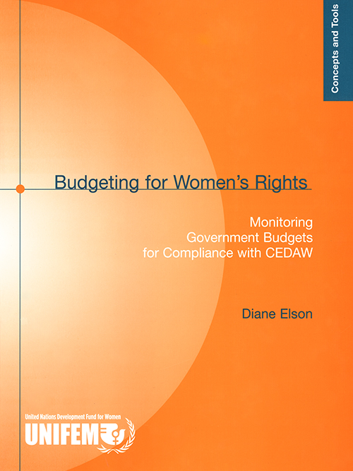 BUDGETING FOR WOMEN