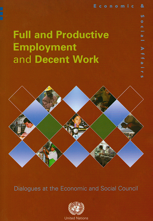 FULL & PRODUCTIVE EMPLOYMENT