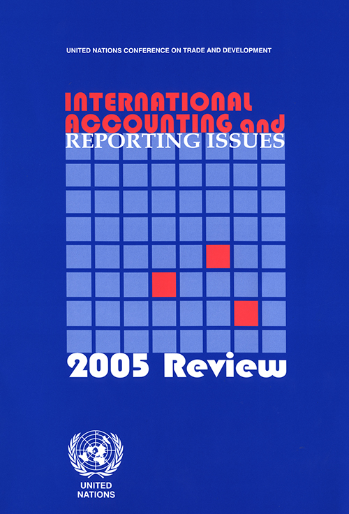 INTL ACC & REPORTING ISSUES 2005