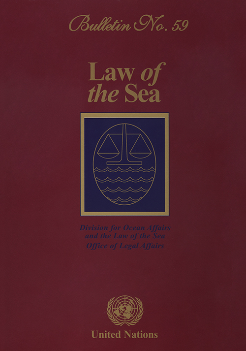 LAW OF THE SEA BULLETIN #59
