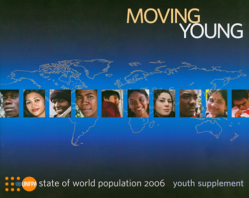 YOUTH STATE WORLD POPUL 2006