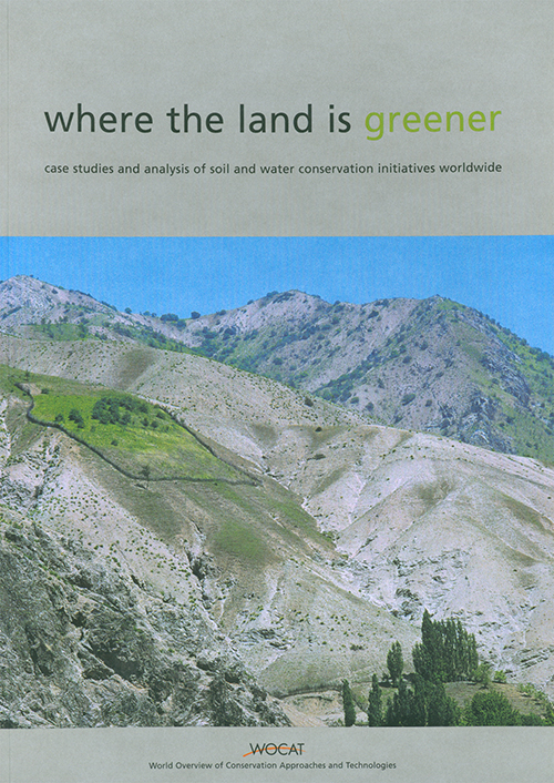 WHERE THE LAND IS GREENER CASE