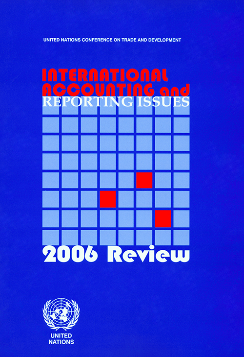 INTL ACC & REPORTING ISSUES 2006
