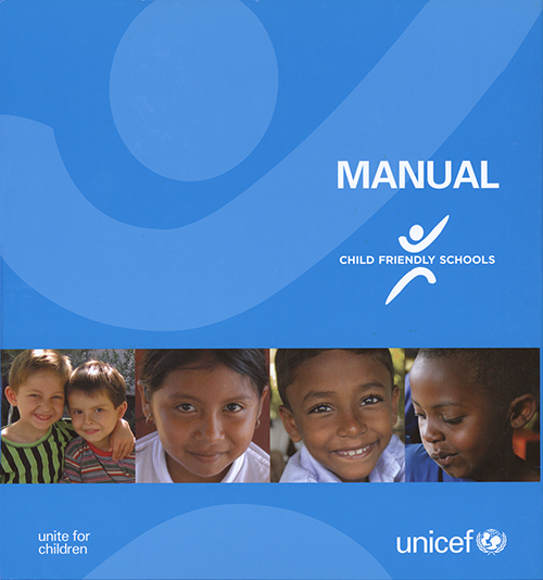 CHILD FRIENDLY SCHOOL MANUAL