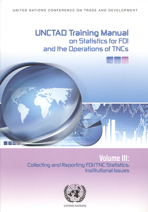 UNCTAD TRAINING MANUAL STAT V3