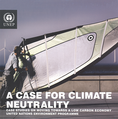 CASE FOR CLIMATE NEUTRALITY CASE