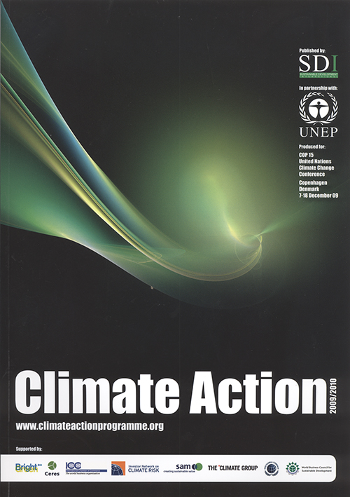 CLIMATE ACTION #2 2009