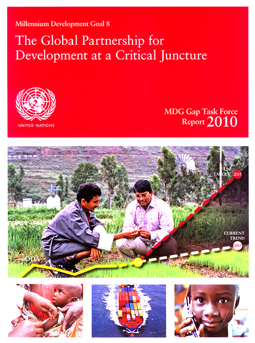 MDG GAP TASK FORCE RPT 2010