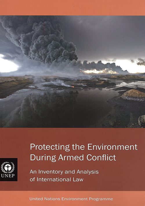 PROTECTING THE ENVIRO DURING ARMED