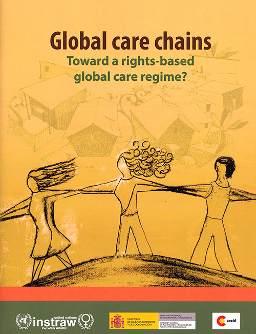 GLOBAL CARE CHAINS TOWARD RIGHT