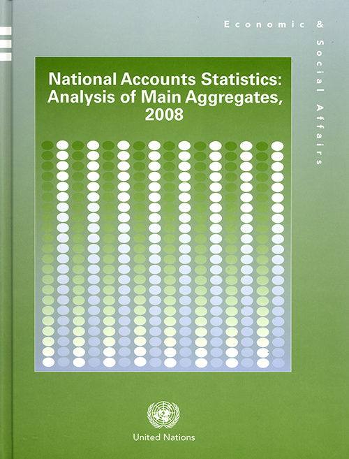 NATL ACCT STATS 2008 ANALYSIS AGG