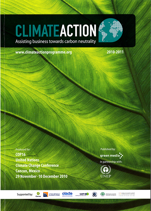 CLIMATE ACTION #3 2010/11