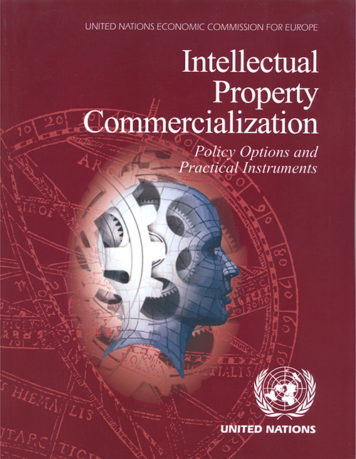 INTELLECTUAL PROPERTY COMMERCIALIZ