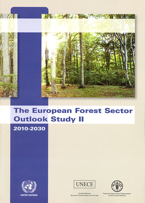 EUROPE FOREST SECT OUTL 2010/30