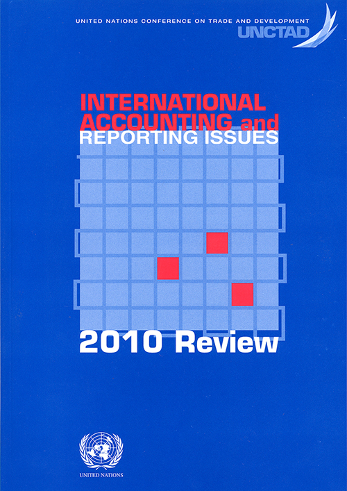 INTL ACC & REPORTING ISSUES 2010