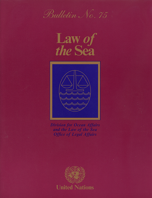 LAW OF THE SEA BULLETIN #75