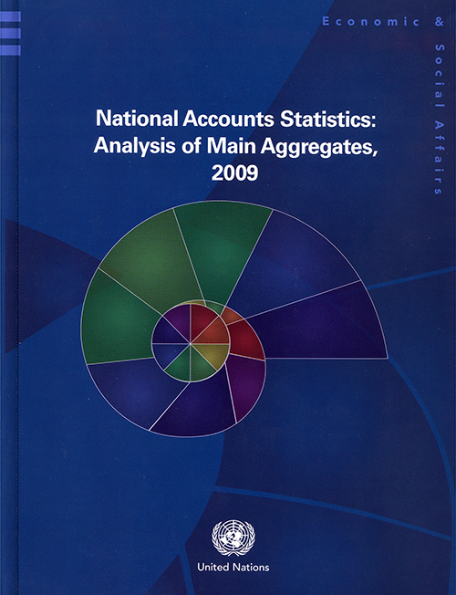 NATL ACCT STATS 2009 ANALYSIS AGG