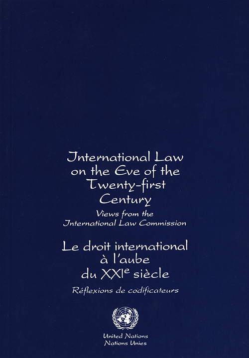 INTL LAW THE EVE THE 21ST CENTURY