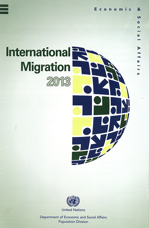INTL MIGRATION 2013 (WALL CHART)