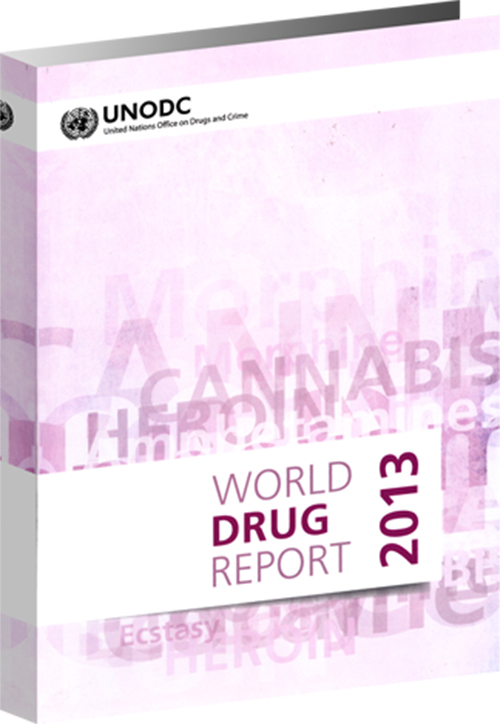WORLD DRUG RPT 2013