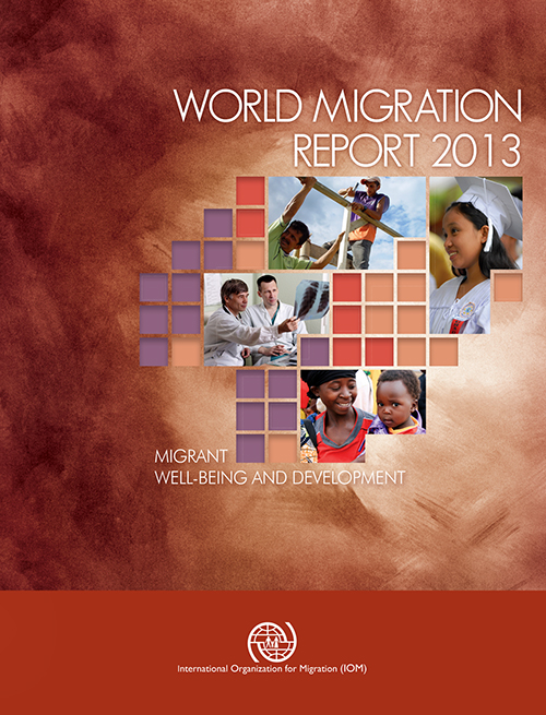 WORLD MIGRATION RPT 2013