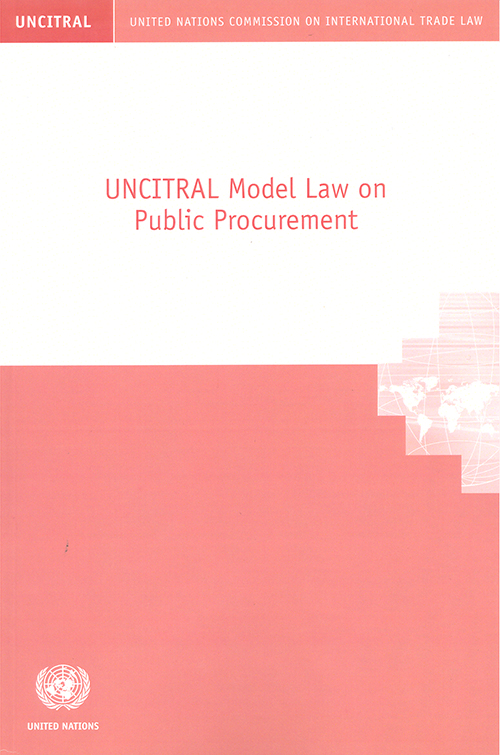 UNCITRAL MODEL LAW PUBLC PROCU