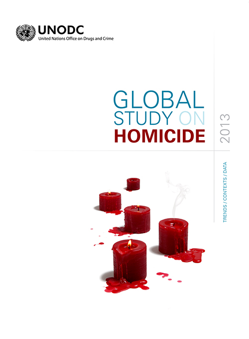 GLOBAL STUDY ON HOMICIDE 2013