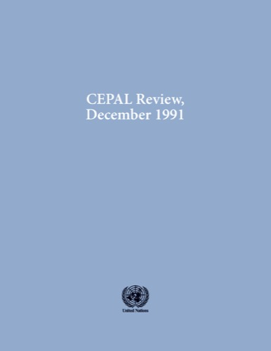 CEPAL REVIEW #45 12/1991