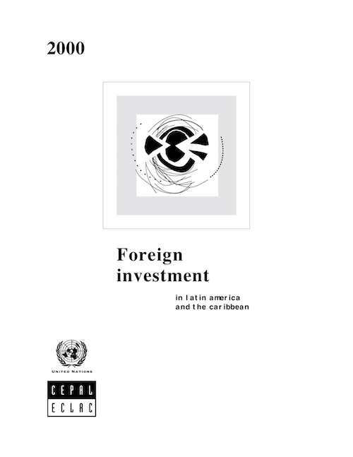 FOREIGN DIRECT INVEST LAT AME 2000