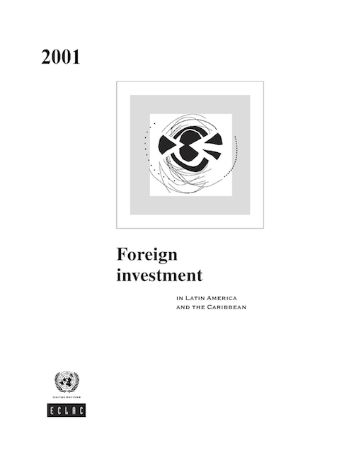 FOREIGN DIRECT INVEST LAT AME 2001
