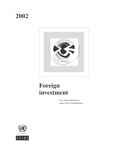 FOREIGN DIRECT INVEST LAT AME 2002
