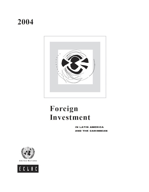 FOREIGN DIRECT INVEST LAT AME 2004