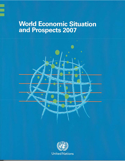 WORLD ECON SITUAT PROSPECTS 2007