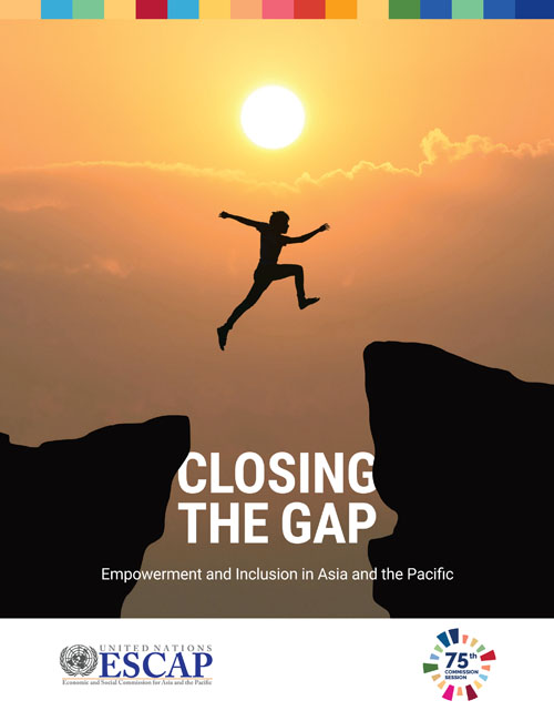 CLOSING THE GAP EMPOWERING & INCLU