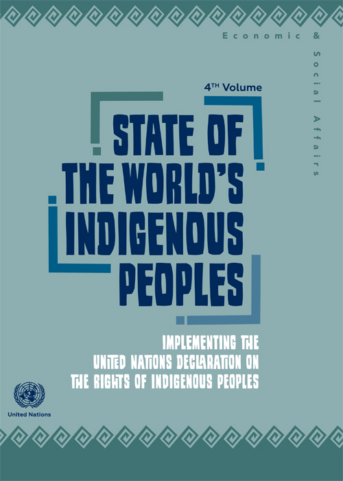 STATE WORLDS INDIGENOUS PEOPLE 4TH