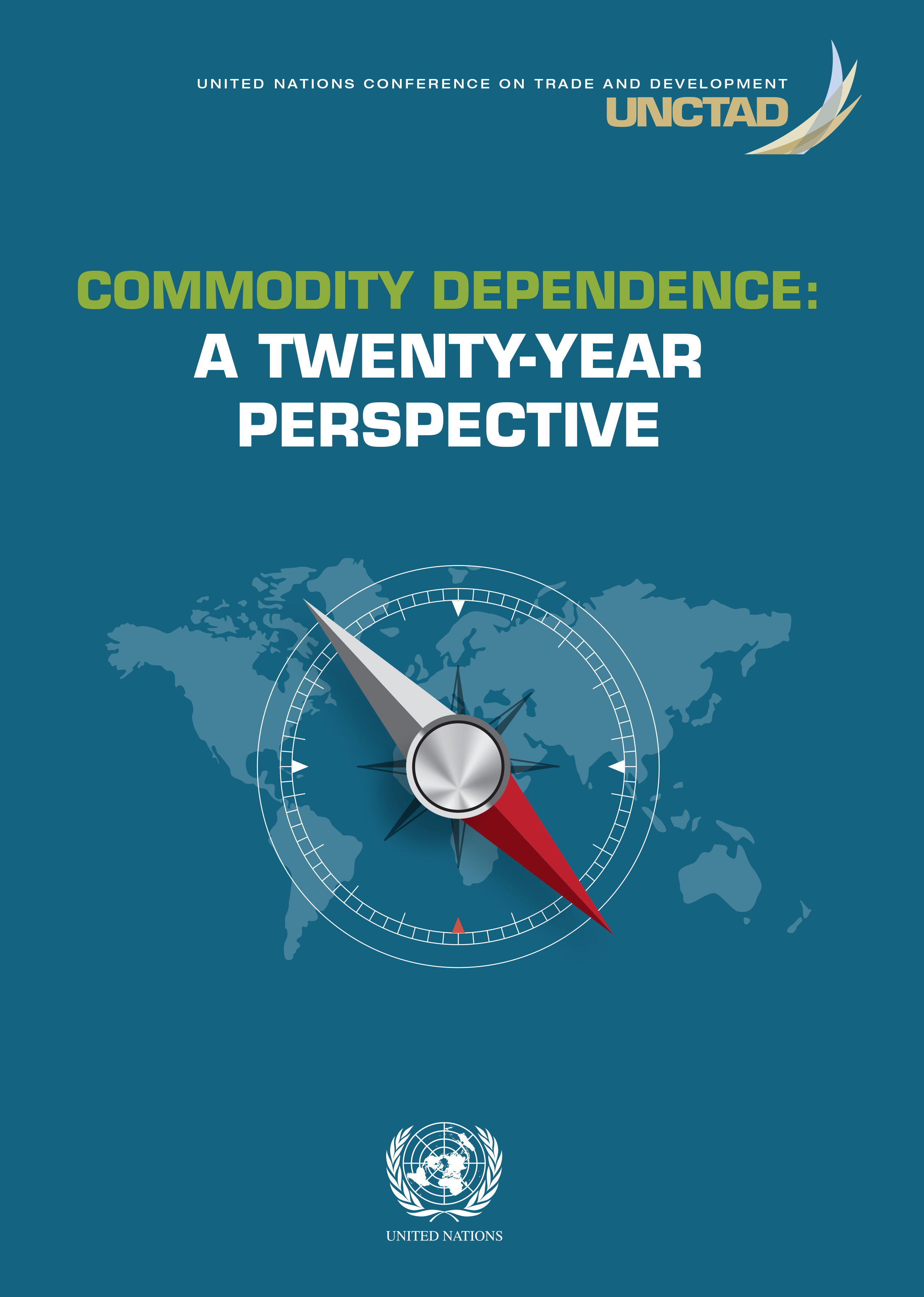 COMMODITY DEPENDENCE A TWENTY YR