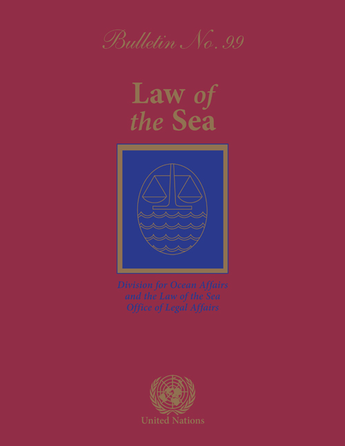 LAW OF THE SEA BULLETIN #99