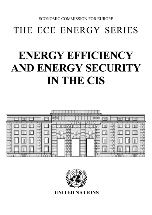 ENERGY EFFICIENCY & ENERGY SECU