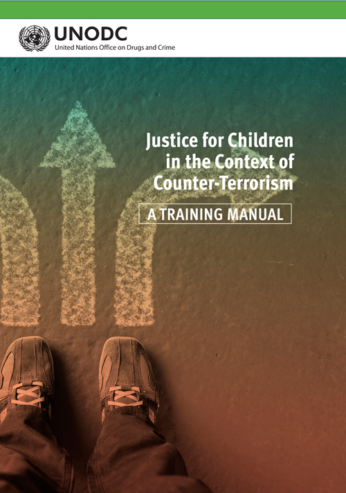 JUSTICE CHILDREN COUNTER-TERRORISM