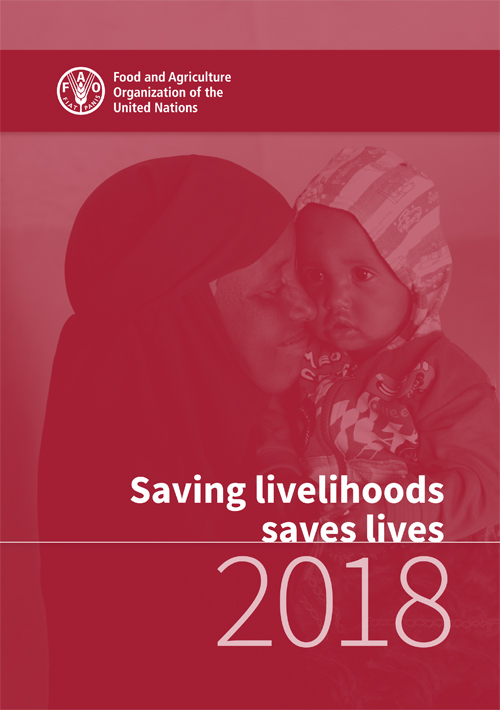 SAVING LIVELIHOODS SAVE LIVES 2018