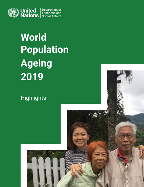 WORLD POPUL AGEING 2019 HIGHLIGHTS