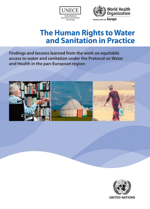 HUMAN RIGHTS WATER & SANITATION