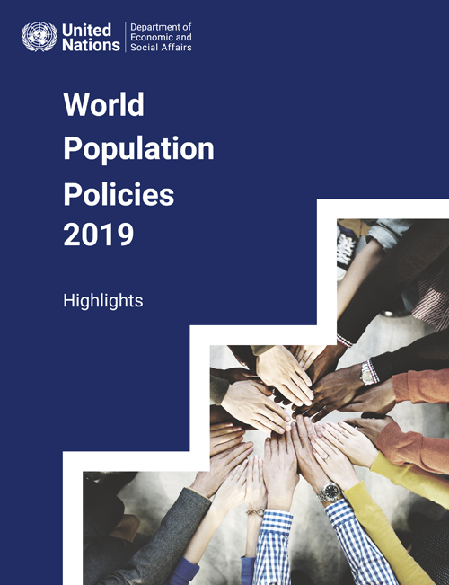 WORLD POPULAT POLICIES 2019 HIGHLI