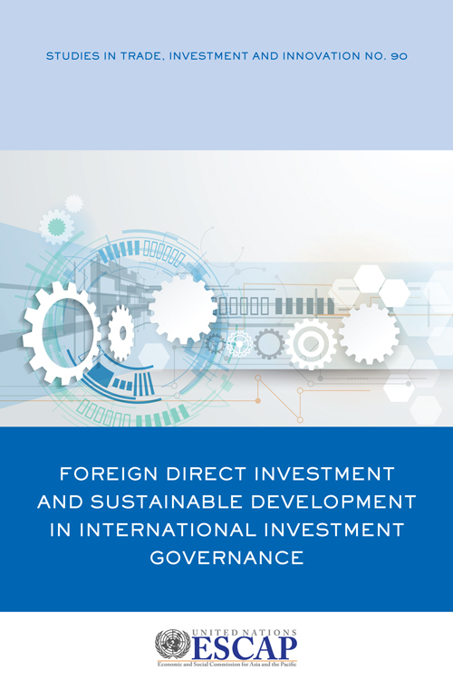 FOREIGN DIRECT INVEST & SUST DEV