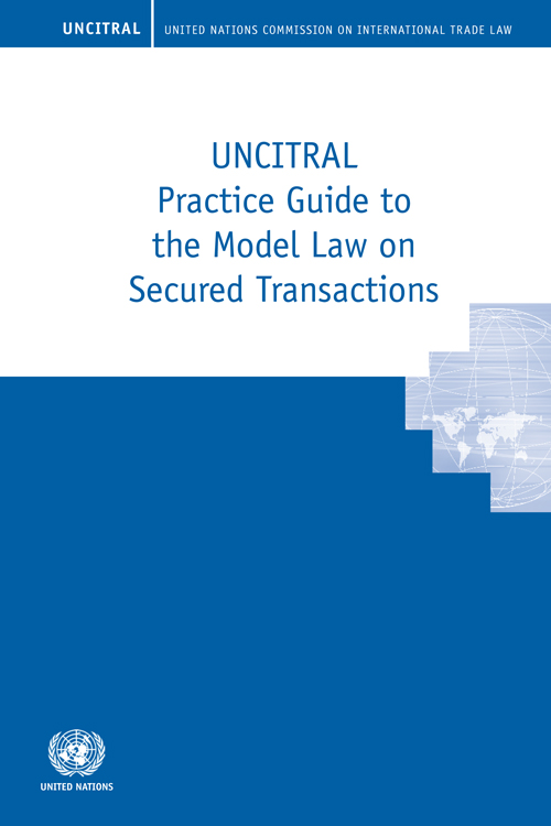 UNCITRAL PRACT GUIDE UN MOD LAW SE