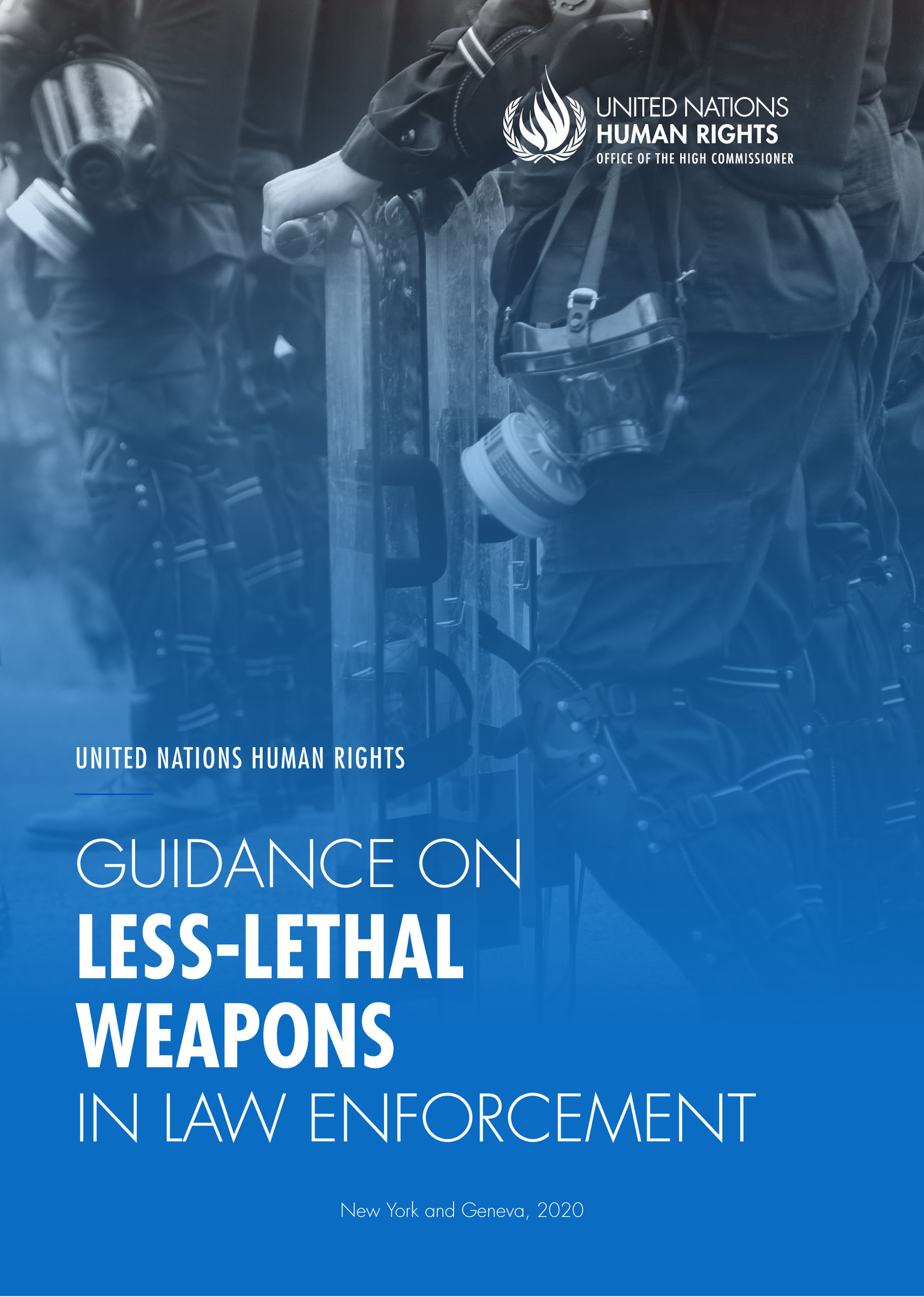 UN HUMAN RIGHT GUIDE LESS-LETHAL